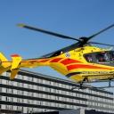 Eurocopter EC-135 Szczecinskiego Oddzialu Bazy HEMS nr. rej. SP-HXH ,,Ratownik 13,,