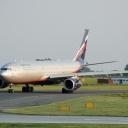 Airbus A-330-300 Aeroflot nr. rej. VQ-BQY na drodze kolowania  L- Lima.a