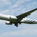 Airbus A-330-300 SKYTEAM-Aeroflot nr. rej. VQ-BCQ na sciezce znizania RWY33.a.