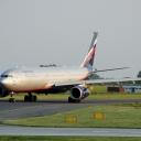 Airbus A-330-300 Aeroflot nr. rej. VQ-BQY na drodze kolowania  L- Lima