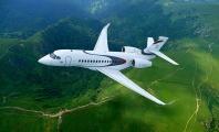 Falcon 5X - nowy sokół od Dassault Aviation