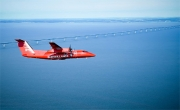 Lotnicze patrole kontrolują statki w kanadyjskiej Arktyce