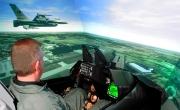 Szkolenie na symulatorze F-16