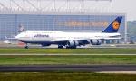 Lufthansa ma pierwszego Boeinga 747-8