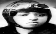 Bessie Coleman pierwsza Afro-Amerykanka która została pilotem