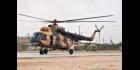 Porucznik Atkinson szkoli przyszłych pilotów w Afganistanie